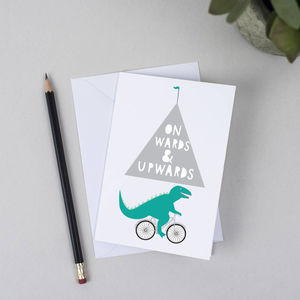 Dinosaur Greeting Card - all purpose cards
