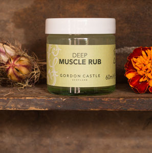 Deep Muscle Rub - grooming gift sets