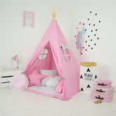 Sweet Pink Teepee - toys & games