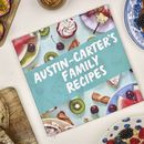 Personalised Dinner Party Cookbook