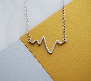 Heartbeat Cardiac Necklace