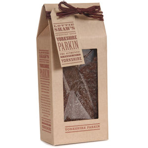 Yorkshire Parkin Cake - food gifts