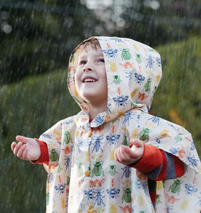 Boys Rain Poncho - clothing