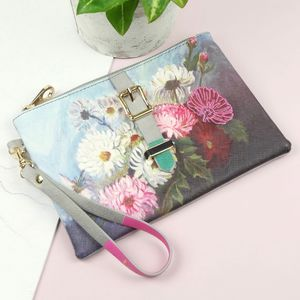 'Framed' Art Make Up Bag