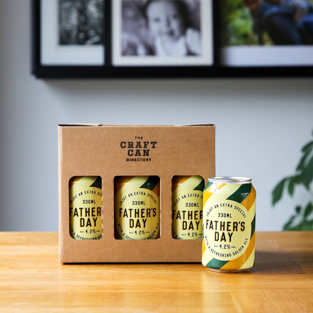 Father's Day Craft Beer Gift Pack