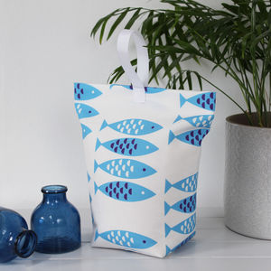 Louise brainwood products for Fish door stop