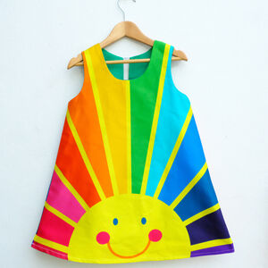 Rainbow Of Hope Girls Dress