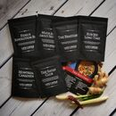 Street Food Rubs Gift Set With Recipe Cards