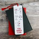 Personalised Family Equation Bookmark