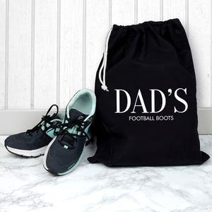 Personalised Boot Bag - baby's room