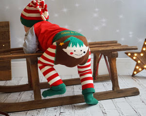 Elf Leggings - bibs