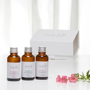 Aromatherapy Bath Oil Minis Gift Set - bathroom