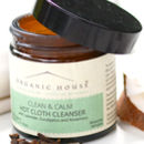 Clean And Calm Hot Cloth Balm Cleanser