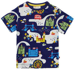 London Themed Kids T Shirt