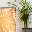 Tropical Palms Tube Light