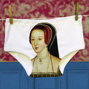 Pants For Men And Ladies Anne Boleyn Tudor Portrait