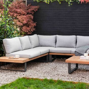 Outdoor Corner Sofa Set