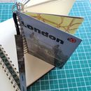 'Ladybird London' Upcycled Notebook