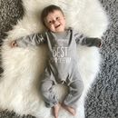 'My Mummy Is The Best…' Personalised Rompersuit