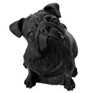 The Pug By Ottmar Hörl - art & decorations