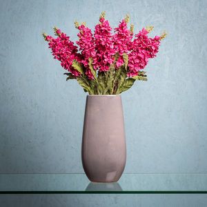 Elegant Faux Stocks - flowers, plants & vases