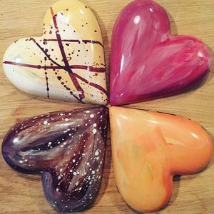 Valentine's Couples Chocolate Class For Two