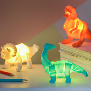 Mini Dinoroar Lights - children's room accessories