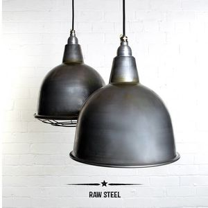 Stourton Industrial Factory Pendant Light - ceiling lights