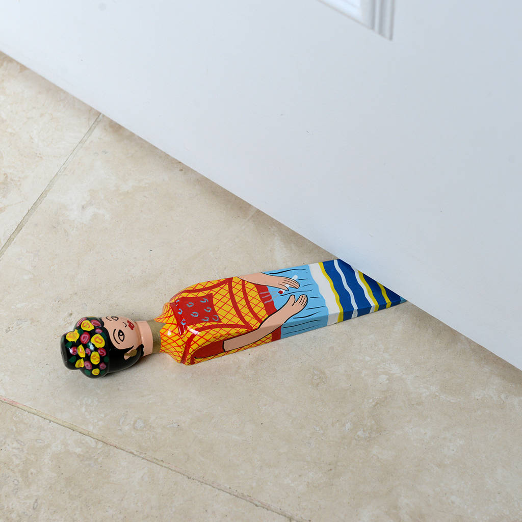 Wedgie Doorstop