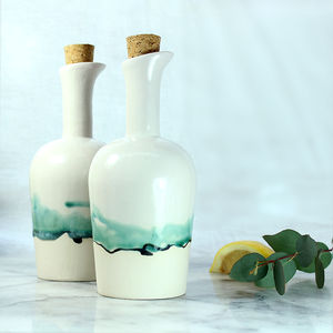 Ceramic Sauce Bottle, Oil Bottle Or Vinegar Bottle - kitchen accessories