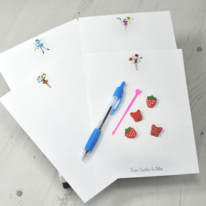Fairies Writing Paper Gift Set