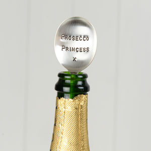 Prosecco Spoon Fizz Keeper