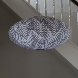 Palm Tree Hanging Lampshade