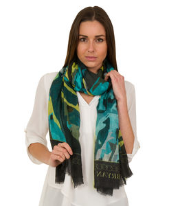 Lucia Cashmere Blend Scarf - women's accessories