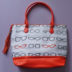 Eye Spy Bag With Free Cosmetic Bag - sale