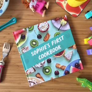 Personalised Weaning Cookbook