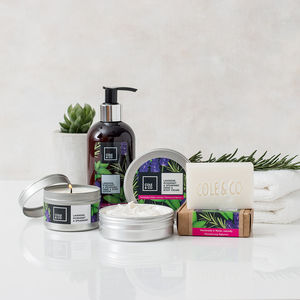The Ultimate Luxury Herbal Pampering Gift Set - gift sets