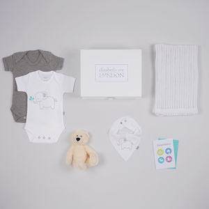 Emmie Elephant Baby Gift Box - whatsnew