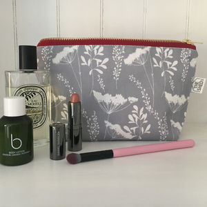 Cowparsely Makeup Bag - make-up & wash bags