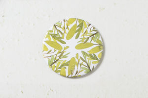 Pocket Mirrors - dining room