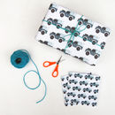Land Rover Wrapping Paper And Card Set