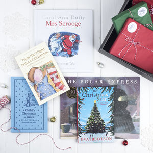 Christmas Eve Book Hamper