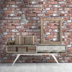 Brick Wallpaper By Woodchip And Magnolia - wallpaper