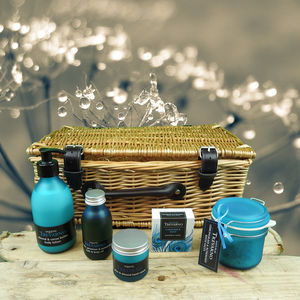 Coastal Hamper – For Your Body