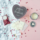 Personalised 'Valentine's Day In A Box' Survival Kit