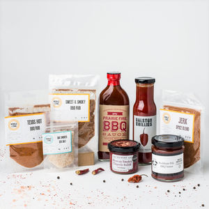 Ultimate Bbq Kit - gifts by category