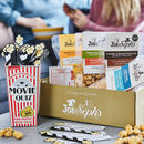 Popcorn And Movie Quiz Gift Box