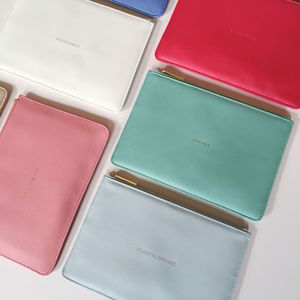 Summer Clutch Bag - top leather accessories