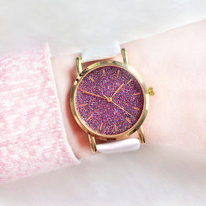 Glitter Watch - gifts for her