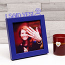 'I Said Yes!' Engagement Mini Photo Frame